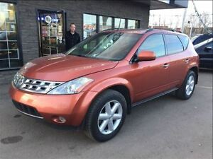 SOLD !!! 2003 Nissan Murano SE *AWD, HEATED LEATHER SEATS, Edmonton Edmonton Area image 5