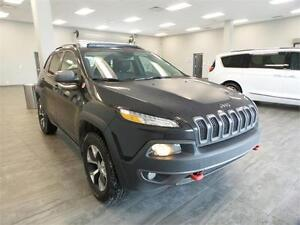 2016 Jeep Cherokee Trailhawk - $13K CASH BACK+90 DAYS NO PAYMENT