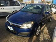 2005 Holden Astra AH MY06 CD 5 Speed Manual Hatchback Hoppers Crossing Wyndham Area Preview