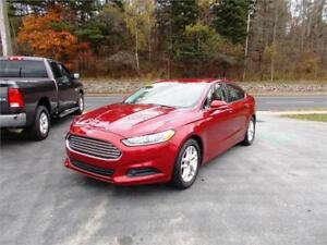 2013 FORD FUSION...FULLY LOADED!! NAV, REAR VIEW CAMERA & MORE!!