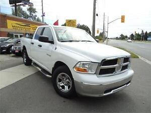 2010 Dodge Ram 1500 NO ACCIDENT,4WD Quad Cab 140.5 SLT