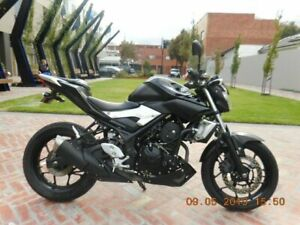 2016 Yamaha MT-03 (MT03LA) (ABS) 300CC Road/Naked 321cc Collingwood Yarra Area Preview