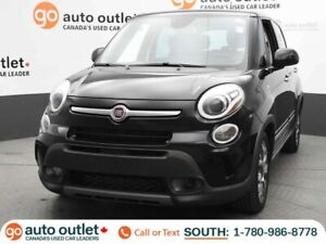 2014 Fiat 500L Panoramic Sunroof, Dual Climate Controls, Power W