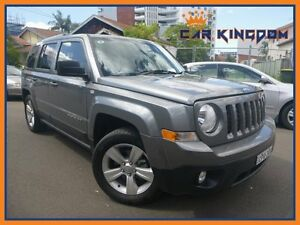 2012 Jeep Patriot MK MY2012 Limited CVT Auto Stick 6 Speed Constant Variable Wagon Homebush Strathfield Area Preview