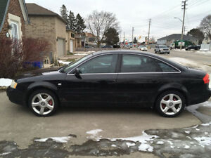 2003 Audi A6 Sedan w/ Heated Seats & Sunroof - Selling As Is