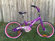 "Perfect Condition 20"" Girl's Bike with Gorgeous Purple Color Vermont South Whitehorse Area Preview"