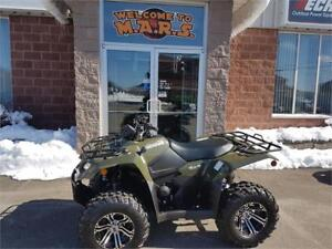 ^^10 YEAR WARRANTY^^ 2017 Suzuki 400 King Quad ONLY $33 p/w OAC
