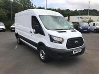 Ford Transit L3 H2 VAN 130PS EURO 6 DIESEL MANUAL WHITE (2017)