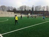 Saturday afternoon Football in Brixton || Friendly 8-a-side game every week