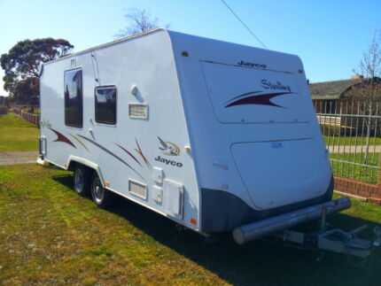 Jayco Sterling Ensuite Model, Electric Awning. Enfield Golden Plains Preview