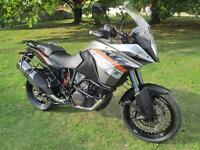 KTM 1190 ADVENTURE 15 TOURING MOTORCYCLE