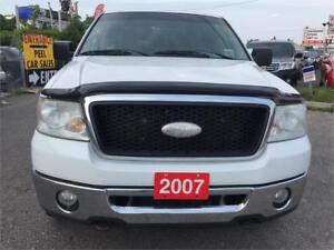2007 Ford F-150 FX4 SUPERCAB 5PASSENGERS LOW KMS V8 5.4L 