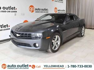 2011 Chevrolet Camaro 2LT, RWD, COUPE, HEATED FRONT SEATS, LEATH