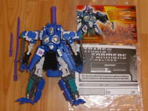 TRANSFORMERS BOTCON 2012 GIGATRON / OVERLORD EXCLUSIVE