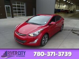 2015 Hyundai Elantra LIMITED Accident Free,  Leather,  Heated Se