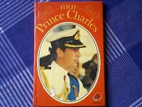 LADY BIRD BOOK COLLECTION - HRH PRINCE CHARLES - RARE 1st EDITION 1981 VINTAGE