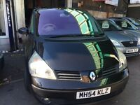 7 SEATER AUTOMATIC RENAULT GRD ESPACE INITIALE V6 A MPV PETROL 2004