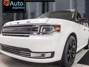 2017 Ford Flex Limited with NAV, FOUR SUNROOFS, back up cam, key