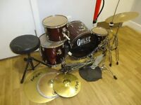 Professional Drum Kit (Complete). Open to near offers.