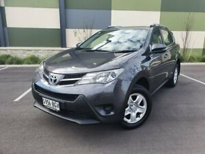 2015 Toyota RAV4 ZSA42R MY14 GX 2WD Grey 7 Speed Constant Variable Wagon Blair Athol Port Adelaide Area Preview
