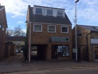 One bedroom second floor flat in the centre of this popular village.