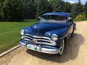 Special Deluxe Coupe - 1950 Dodge