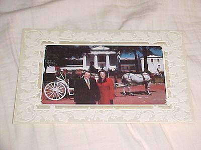New Arkansas Gov Mike Huckabee Family Christmas Card 1999 Sarah Huckabee Sanders