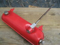 coleman kerosene stove tank /generator assembly with nozzle. Wor