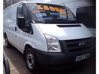 57 Reg SWB Transit 42k!! sold as spares or repairs call for details