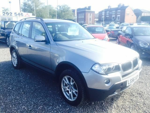 2006 bmw x3 se diesel in derby derbyshire gumtree. Black Bedroom Furniture Sets. Home Design Ideas