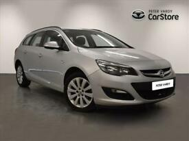 2014 VAUXHALL ASTRA DIESEL SPORTS TOURE