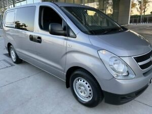 2012 Hyundai iLOAD TQ MY11 Crew Grey 5 Speed Manual Van Castle Hill The Hills District Preview