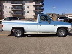 1986 Chevrolet Silverado 1500 Half-Ton