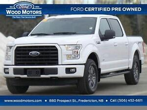 2016 Ford F-150 XLT (Certified Pre-Owned)
