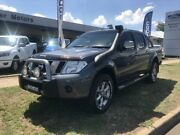 2014 Nissan Navara D40 ST Titanium Edition (4x4) Grey 6 Speed Manual Dual Cab Pick-up Young Young Area Preview