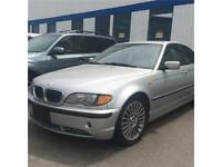 2002 BMW 330 i, Leather Sunroof, Alloys, LOW KMS!!