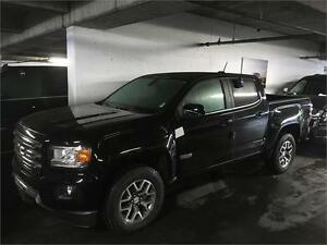 2017 GMC CANYON DIESEL ALL Terrain black on black NEW