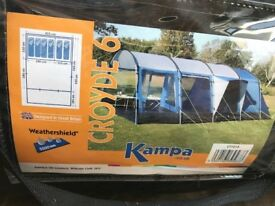 Kampa Tent in excellent condition, used once - Croyde 6