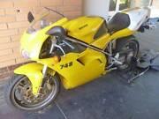 Classic Ducati 748R 2000 model Novar Gardens West Torrens Area Preview