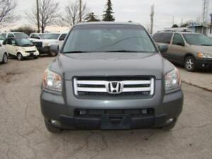 2008 HONDA PILOT - AWD * 8 PASSENGER * FULLY LOADED * DVD