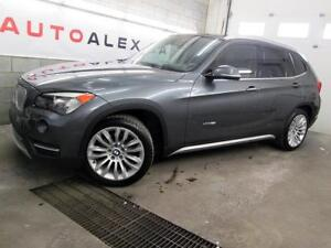 2013 BMW X1 xDrive28i X-LINE TOIT PANOR. MAGS 18 CUIR