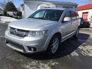 2011 Dodge Journey R/T AWD CUIR AUT  5499$ 514-692-0093