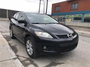 2008 Mazda CX-7 GT    AUTOMATIQUE   CUIR   LIQUIDATION   2999$