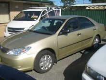 2003 Toyota Camry MCV36R Altise Gold 4 Speed Automatic Sedan Tuncurry Great Lakes Area Preview