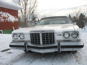 1974 pontiac grandville for sale