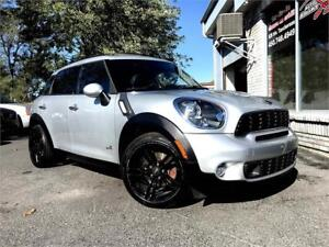 2014 MINI Cooper Countryman S ALL4 GPS TOIT PANORAMIQUE AUTO