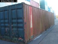 40ft Second Hand Shipping Container For Sale in London