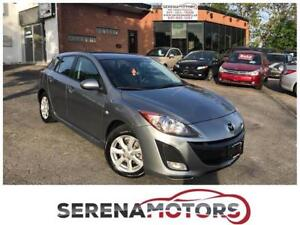 MAZDA 3 HATCHBACK GS AUTO | ONE OWNER | NO ACCIDENTS | CERTIFIED