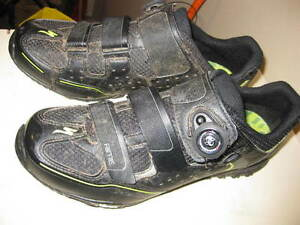 2013 Specialized Rime MTB shoes. Size 8 US, 41 EU