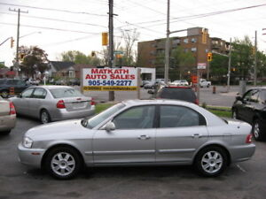 **2005 Kia Magentis LX**  Auto, Air, Sun roof Cert.,  & E-tested